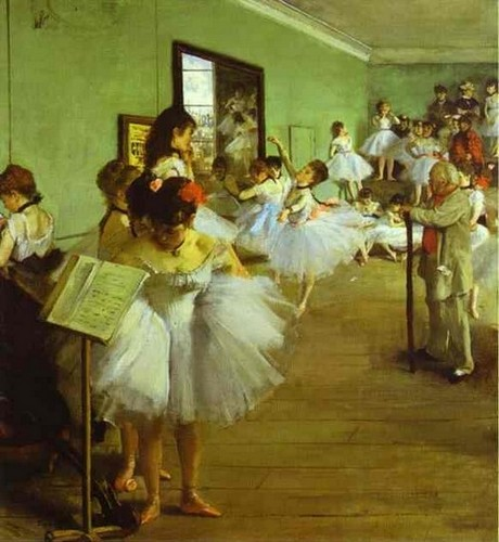 Dancing Examination - Edgar Degas